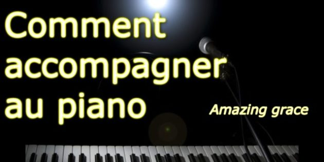 Accompagner au piano simplement