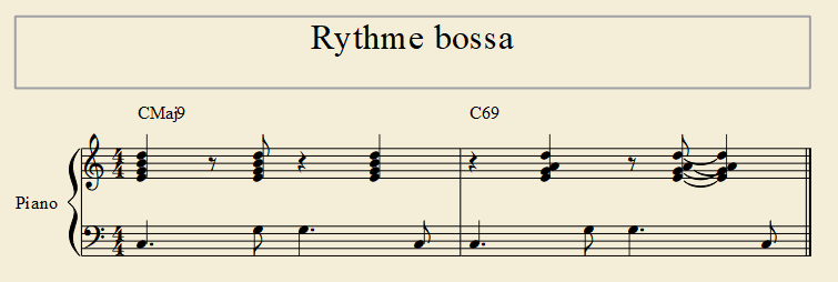Travailler le rythme au piano