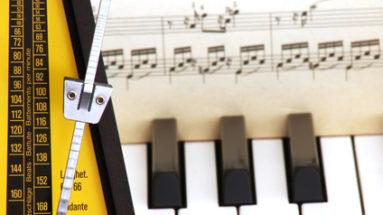 Travailler le ryhme au piano