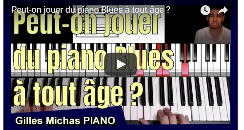 Peut-on jouer du piano Blues à tout âge ?