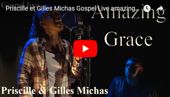 Gospel Amazing Grace piano