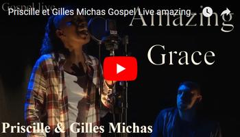 Gospel Amazing Grace piano chant