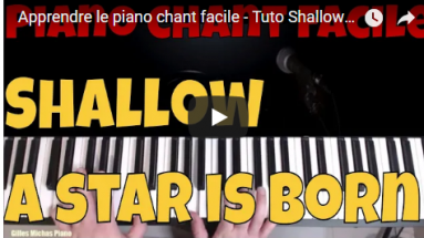 comment jouer au piano shallow