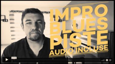 Impro piano BLues