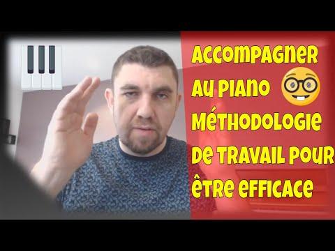Accompagner au piano – Méthodologie de travail pour être efficace