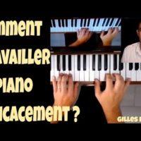 Comment travailler le piano efficacement