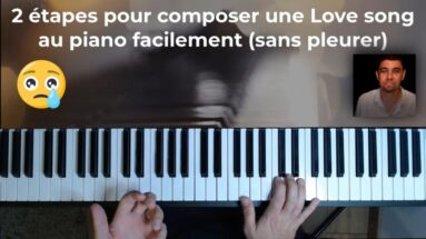 Composer une Love Song au piano